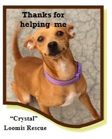 Crystal after
